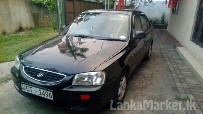 Rent a Car – Hyundai Accent