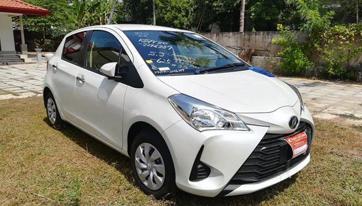 Toyota vitz car