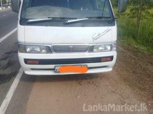 caravan E24 van for sale