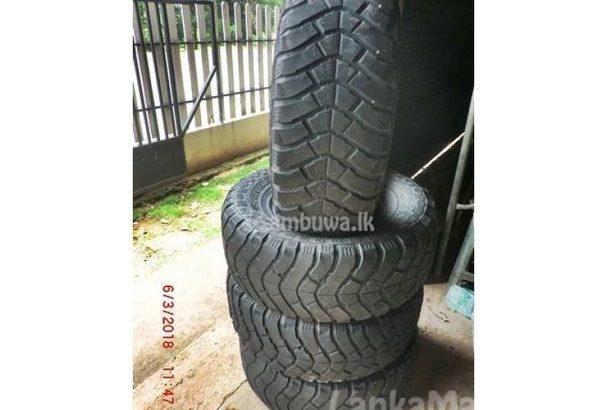 4 Yokohama Tyres