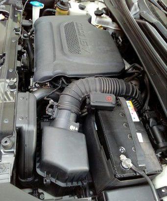 Hyundai tucson diesel SUV