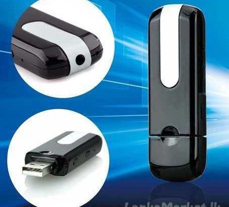 USB 5MP 720HD Spy Hidden Pen Drive Camera