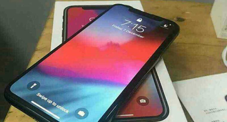 Brand new Apple iPhone x 64GB Unlocked