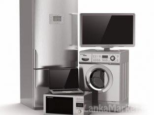 Washing machine & Fridge Repair service
