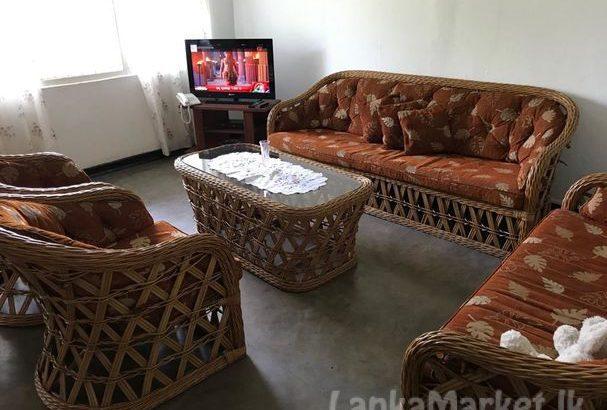 Cane sofa set for sale