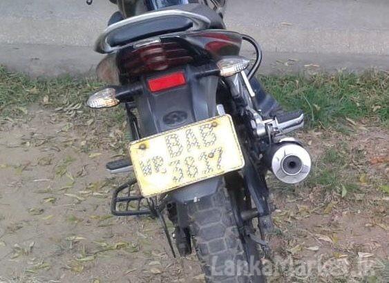 BAJAJ Discover 125 Monoshok 2012 for sale