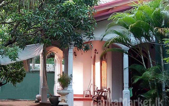 Complete House in Boralesgamuwa for Sale