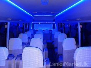 Kadawatha to BMICH (Via Fort)-Office Transport