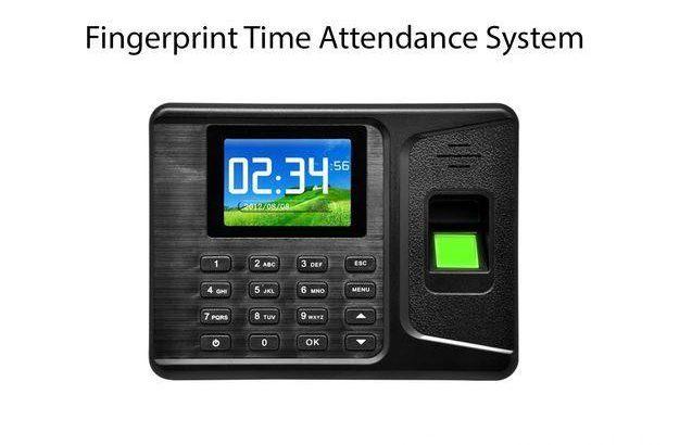 Fingerprint Time Attendance System for sale