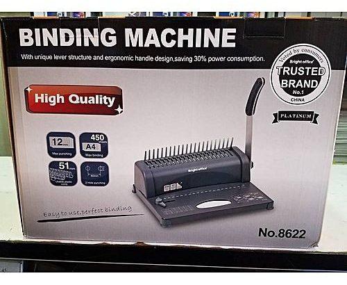Comb Binding machine for sale