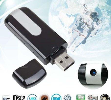 USB 5MP 720HD Spy Hidden Pen Drive Camera for sale