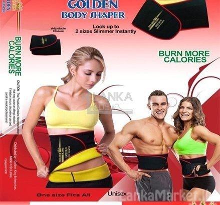 Golden king hot shaper belt