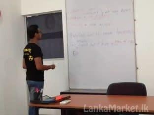 Private Spoken English Classes
