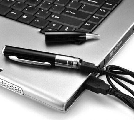 Pen Spy Hidden Video Cam 720HD 5MP
