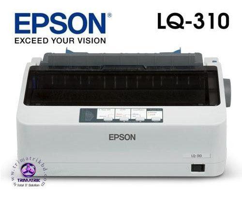 Epson LQ 310 Dotmetrix Printer for sale