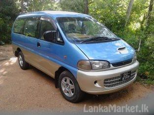 L 400 speace gear van for sale