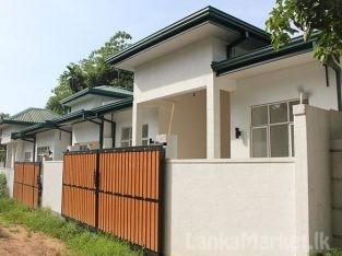 Newly Built House in Kalagedihena