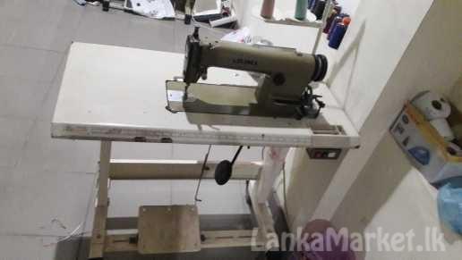 Juki normal machine
