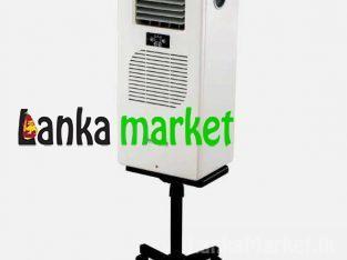Smart potapble air conditioner