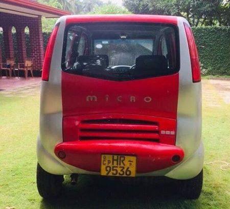 Micro privillage car for sale