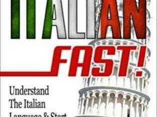 Italian Language Course ඉතාලි භාෂා පන්ති