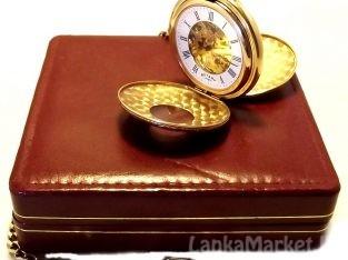 Original Kobler Geneva Swiss Men's Fob Watch