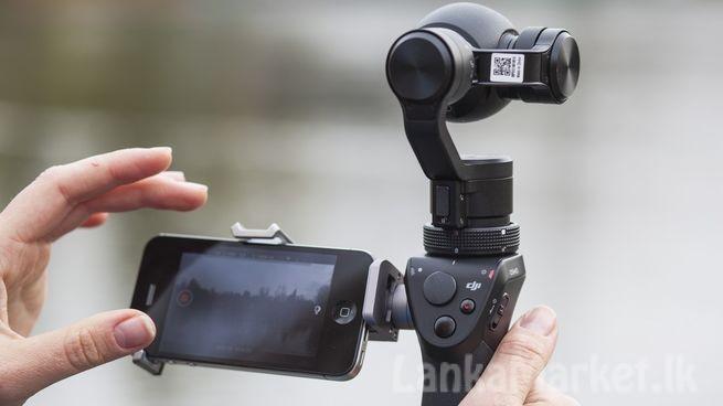 4 K DJI Osmo Video Camera