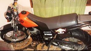 Bike TW 200