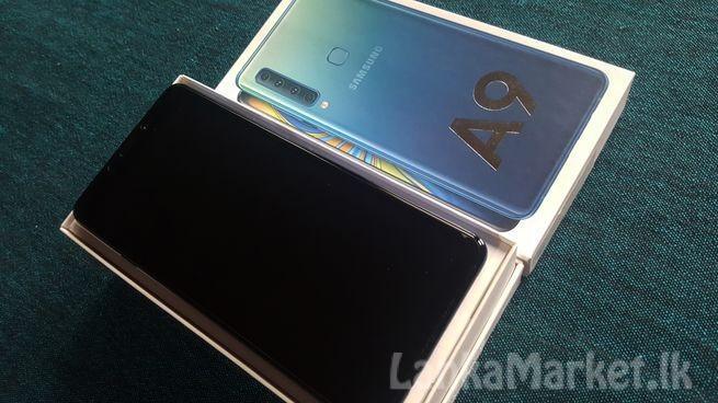 Galaxy A9 2018 – 128GB for sale