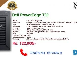 Dell PowerEdge T30 , Server - LankaMarket