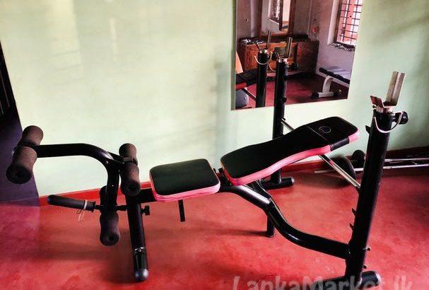 Gym Items (Eser brand) for sale