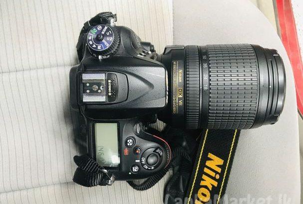 Nikon D7200 for sale