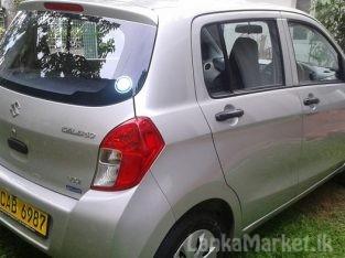 Suzuki Celerio 2014 auto fpr sale