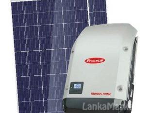 5kW European Fronius systems for sale