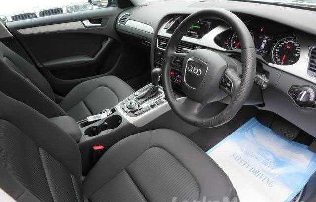 2010 Audi A4 Avant 2.0 TFSI