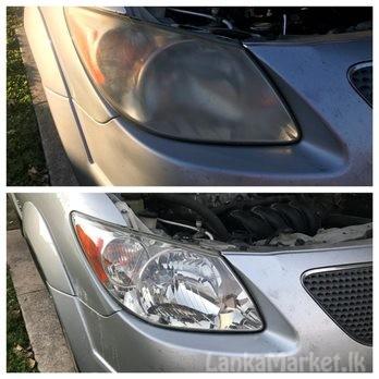 Vehicle Cut & Polish service