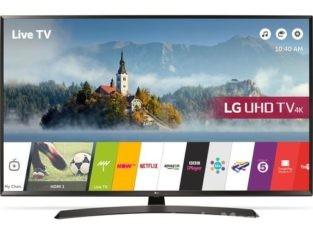 LG 65″ LED smart 4K TV for sale