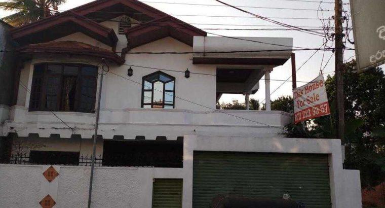 House for sale in wattala Nayakkanda