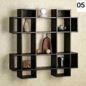 wood Art rack