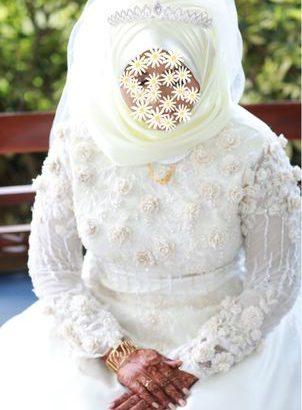 Wedding Dress & Veil for sale
