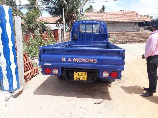 Motor Lorry