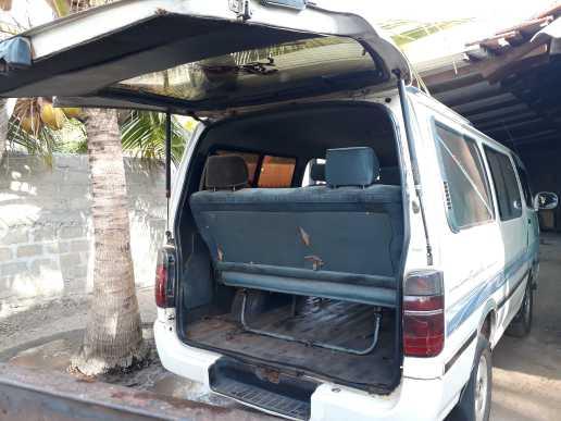 Toyota Van