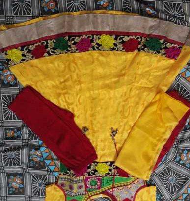 Indian Salwar Material