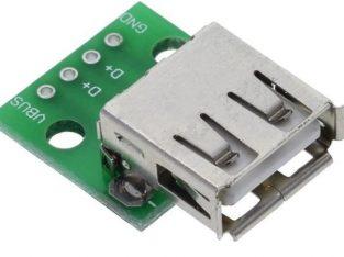 USB Socket Board
