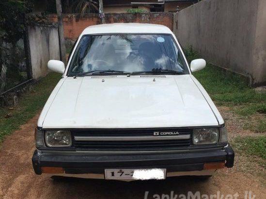 Toyota Corolla KE72 for sale