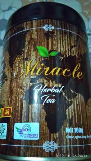 Dr MIRACLE Herbal Tea