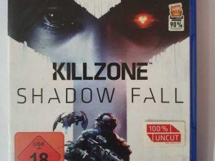 killzone :shadow fall