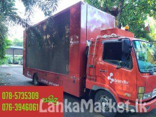 LED Video wall,LED Trucks,Digital Screen , Bill Boards, Promotion Trucks, Colombo Srilanka