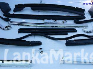 Stainless steel Bumper for Mercedes W107 R107 280SL 380SL 450SL
