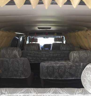 Toyota hiace dolphin Lh113 Long modle van